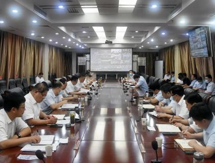 枣矿节日安全生产专题会议要求:贯彻落实能源集团安全警示教育会议精神,压实管理责任,确保安全稳定